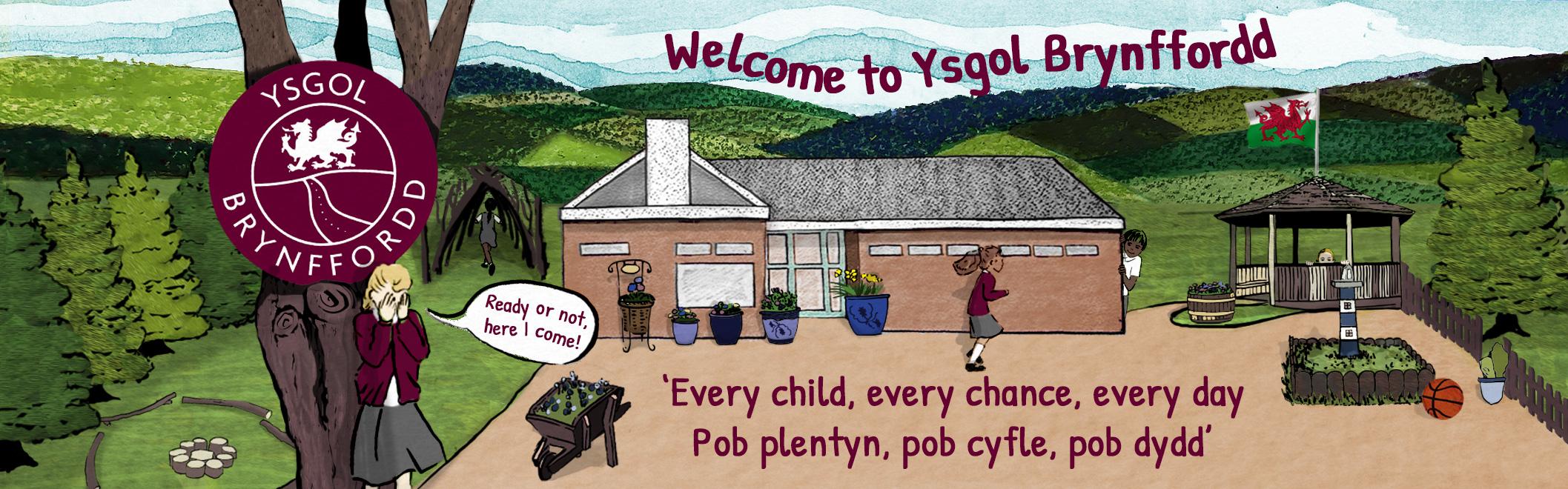 Ysgol Brynffordd, Treffynnon | Brynford Primary, Holywell
